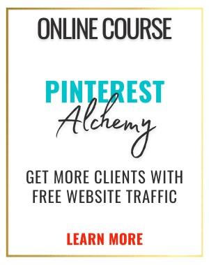 Organic Pinterest Marketing Course