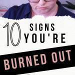 Katie & Linda discuss the 10 signs of small business burnout
