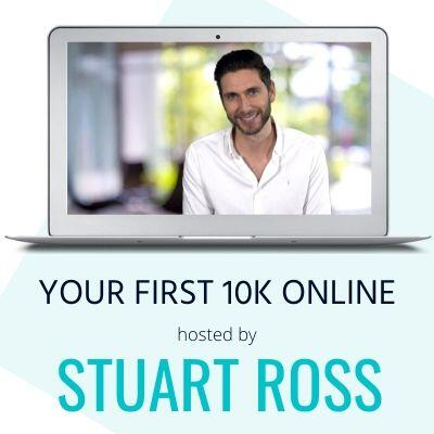 your first 10k online by stuart ross